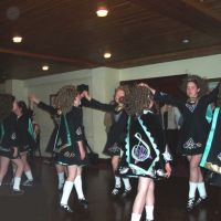 Irish folklore dancing-group 35th annual conference, Dublin, 2004