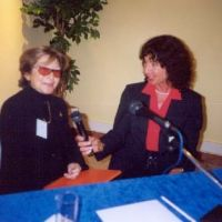 European lady pioneer in the field of psychosocial care: Ginette Raimbault 32th annual conference, Toulouse 2001